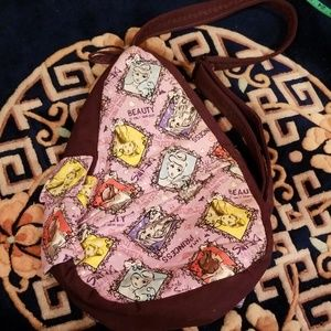 Handmade Disney princess quilted backpack